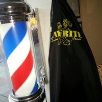Photo taken at Andrews' Barber Salon by C.J. A. on 10/27/2014