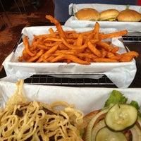 Photo taken at Park Burger by Karen B. on 3/1/2013