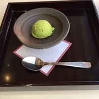 Photo taken at 茶房古蓮 福岡三越 by Noriko U. on 12/13/2014