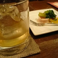 Photo taken at Dining Bar Andante by Hiroshi Y. on 2/12/2016