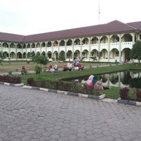 Photo taken at Pondok Pesantren Daar El Qolam by Lulu R. on 10/27/2013