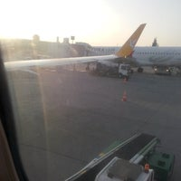 Photo taken at PC261 Pegasus Airlines by Seray Ş. on 1/17/2014