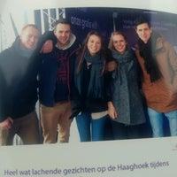Photo taken at Haaghoek by Martijn D. on 2/25/2017