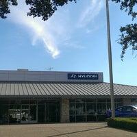 Photo taken at Freeman Hyundai by Nick on 10/9/2013