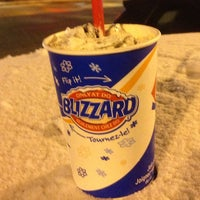 Photo taken at Dairy Queen / Orange Julius by Robert O. on 11/27/2013