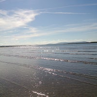 Photo taken at Ballyloughaun Beach by Bruno H. on 9/22/2013