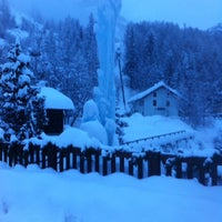 Photo taken at Lillaz, Cogne by Rosito G. on 1/30/2014