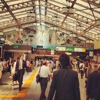 Photo taken at JR Ueno Station by ayaco on 5/16/2013