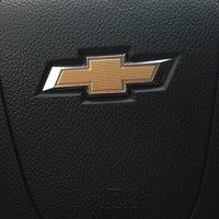 Photo taken at Chevrolet Metrosul by Henrique V. on 8/6/2013