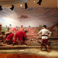 Photo taken at Suphan Buri National Museum by เเมวลี่ ☼ on 7/25/2014