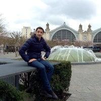 Photo taken at Centre international de congrès de Tours by Кемаль Х. on 3/18/2014
