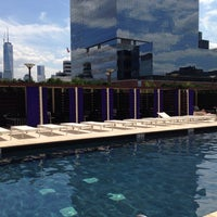 Photo taken at Trump Plaza Pool Deck by Moses A. on 8/16/2013