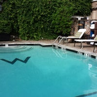 Photo taken at WET - The Pool at W New Orleans French Quarter by Moses A. on 6/30/2013