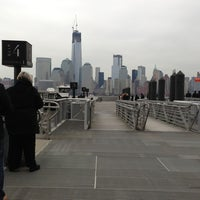 Photo taken at NY Waterway Ferry Terminal Paulus Hook by Moses A. on 1/15/2013