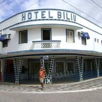 Photo taken at Hotel Biliu by Júnior H. on 9/24/2013