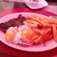 Photo taken at Bariloche Restaurant by Fernando D. on 9/11/2015