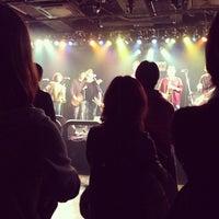 Photo taken at LIVE GATE TOKYO / ライブゲート トウキョウ by Kataoka M. on 12/15/2012