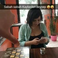 Photo taken at Cafe İnci by Gizem Ö. on 6/19/2015