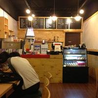 Photo taken at 코나(KONA) Cafe by Stepan J. on 9/14/2013