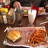 Photo taken at Smashburger by Cody A. on 12/22/2013
