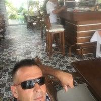 รูปภาพถ่ายที่ Poseidon Boutique Hotel & Yacht Club โดย Sedat Ç. เมื่อ 6/15/2018