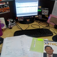 Photo taken at EKONID (German-Indonesia Chamber of Commerce) by Ratieh A. on 9/21/2013