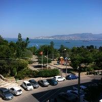 Photo taken at Susuzdede by Sevil B. on 5/22/2014