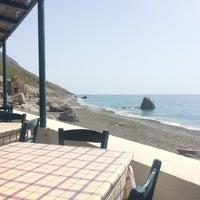 Photo taken at Agios Pavlos by Gerhard E. on 9/25/2014