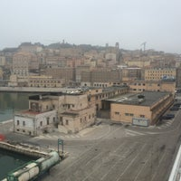 Photo taken at Ancona Ferries Terminal by Gerhard E. on 12/6/2015