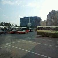 Photo taken at East Seoul Intercity Bus Terminal by Kim S. on 9/30/2012