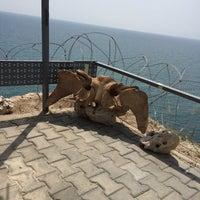 Photo taken at Karataş sahil gözetleme radar karakol Komutanlığı by Ferhat Hayta G. on 5/13/2016