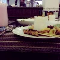 Photo taken at Goela Klapa Restaurant by Novika F. on 12/31/2013