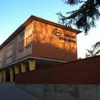 Photo taken at Colegio Jesús María by Mar V. on 2/6/2013