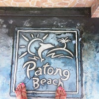 Photo taken at Patong Beach by patcys on 5/27/2013