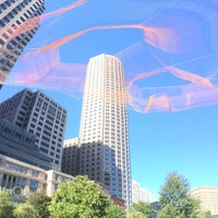 Photo prise au The Rose Kennedy Greenway par Hotin T. le9/27/2015
