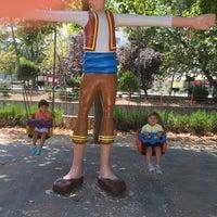 Photo taken at Açık Hava Parkı by Berna S. on 7/26/2016