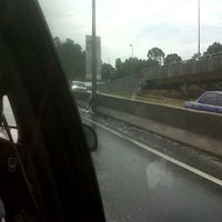 Photo taken at Highway Puncak Alam by nadia s. on 11/5/2013
