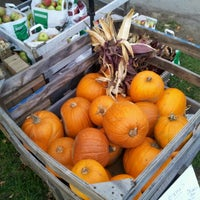 Photo taken at Harvard Farmers' Market by Anthony H. on 10/23/2012