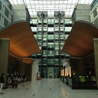 Photo taken at Hilton Frankfurt Airport by Daisei T. on 6/12/2013