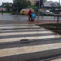 Photo taken at Radiowa Przystanek by Julia B. on 9/16/2013