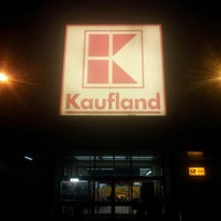 Photo taken at Kaufland by Enox on 9/20/2013