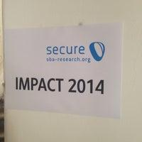 Das Foto wurde bei TU Wien Fakultät für Informatik von Chris H. L. am 5/22/2014 aufgenommen