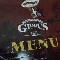 Photo taken at Globus pub by Antonio on 6/5/2014