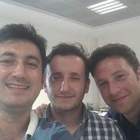 Photo taken at Turk telekom by Tevfik on 9/5/2014