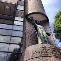 Photo taken at Aoyama Gakuin University by Takahiro S. on 7/6/2013