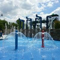Photo taken at Mays Chapel Swim Club by Cheryl on 5/24/2014