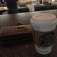 Photo taken at Starbucks by Anna B. on 6/12/2013