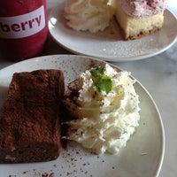 Photo taken at iberry Café by Aewaew C. on 3/24/2013