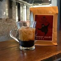 4/19/2018にEmily B.がGhost Alley Espressoで撮った写真