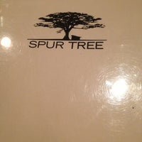 Photo taken at Spur Tree Lounge by Desiree G. on 8/7/2013